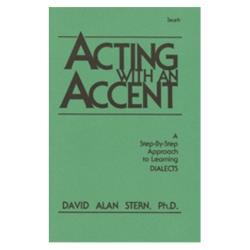 کتاب ACTING WITH AN ACCENT